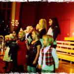 gudstjänst mariestad korskyrkan unga röster barnkör