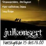 julkonsert korkyrkan mariestad 2012