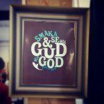Gud är god