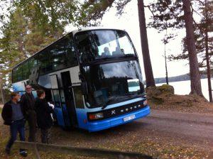 Road Trip 2013 buss