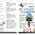 Kontaktblad våren 2014